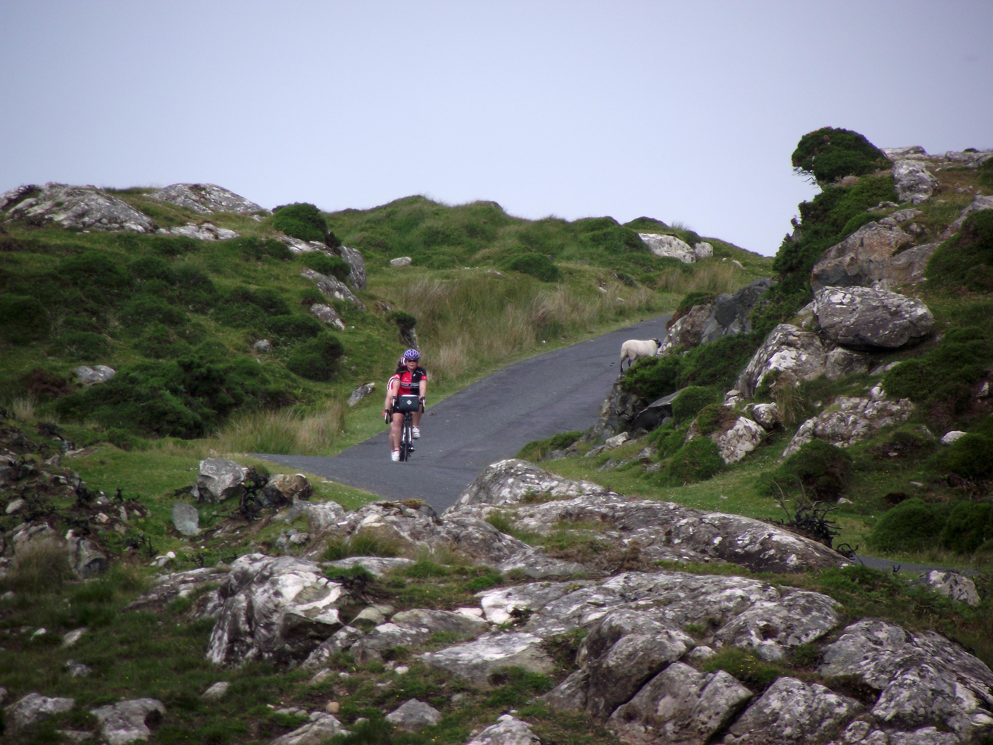 On Bogroad On Bogroad Bike Tours In Ireland