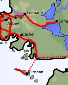 Connemara cycling tour