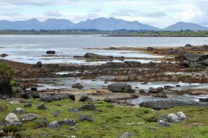across Cashel Bay